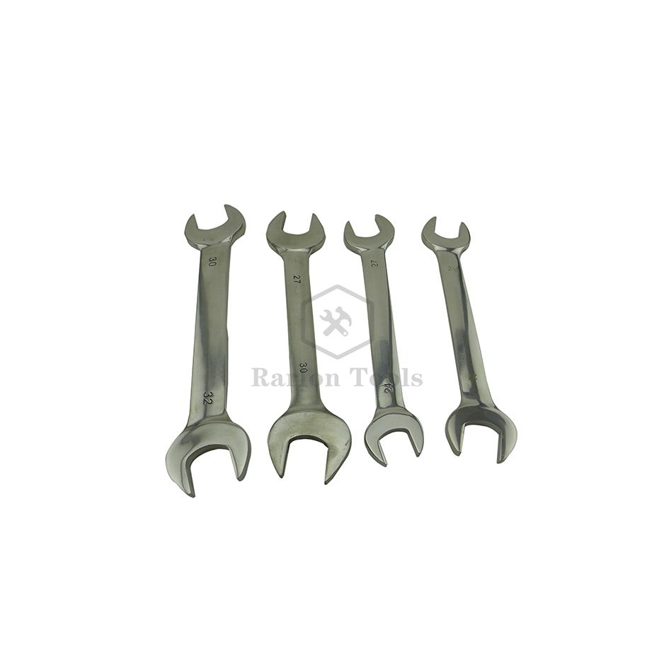 Stainless Steel Double Open end Wrench