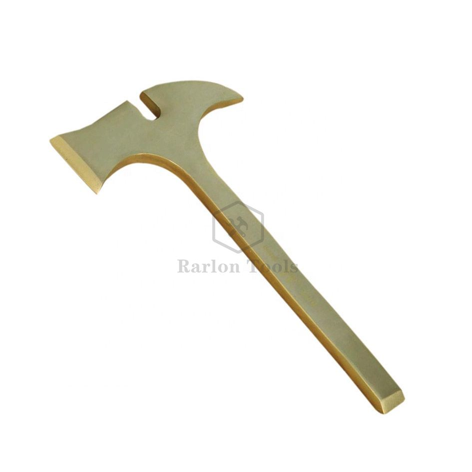 Non-sparking Pick Axe