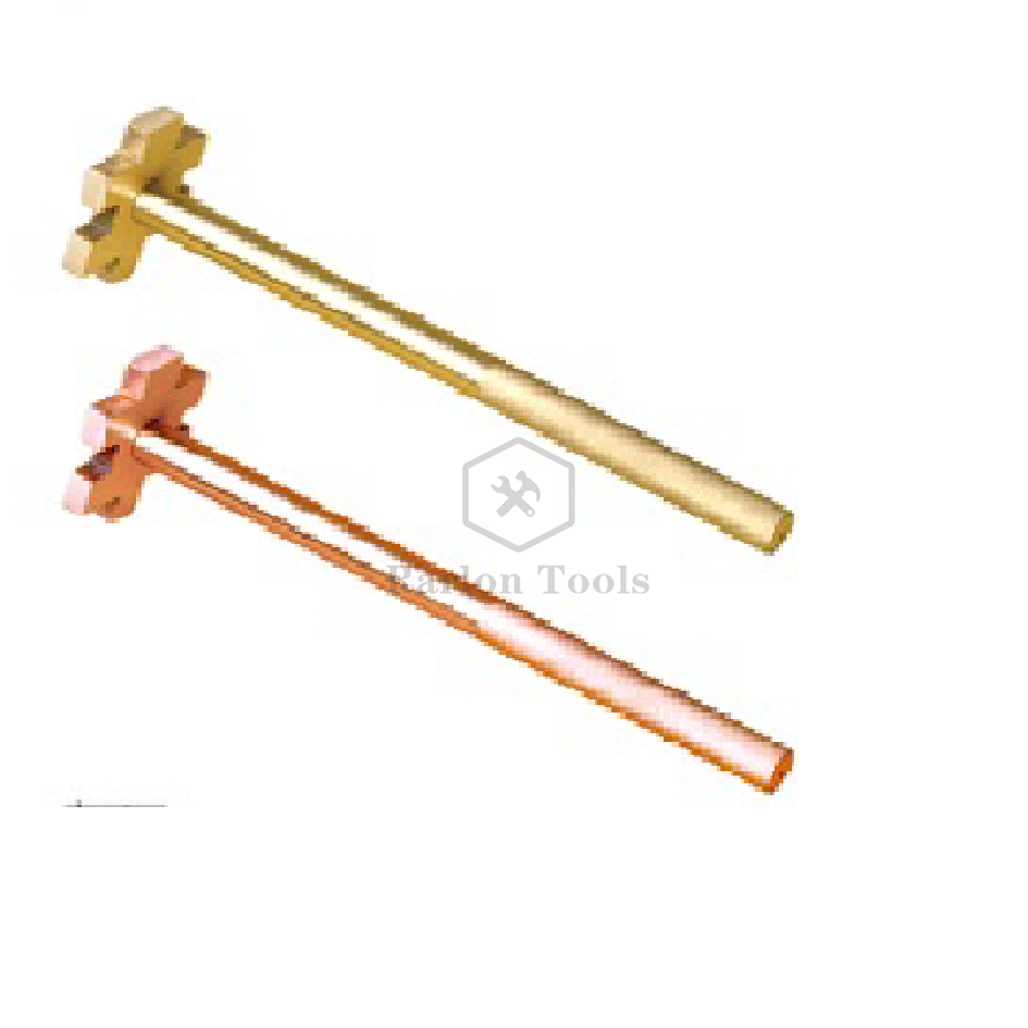 Non-sparking tools Bung wrench No.1090