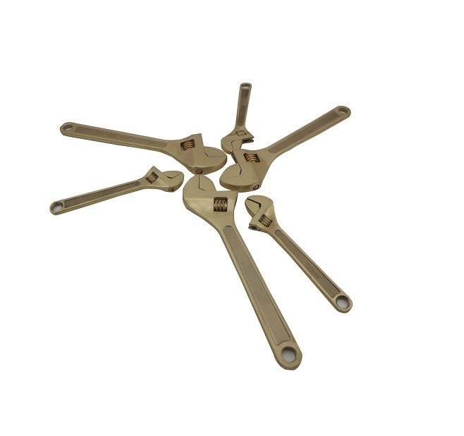 Fire hydrant wrench spanner No.1112